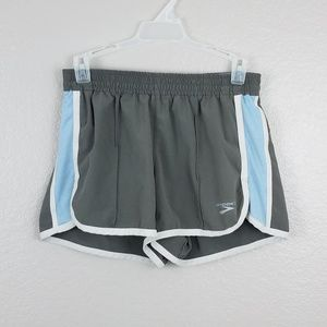 Brooks shorts with built in underwear